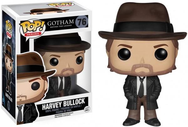 POP - Gotham - Harvey Bullock