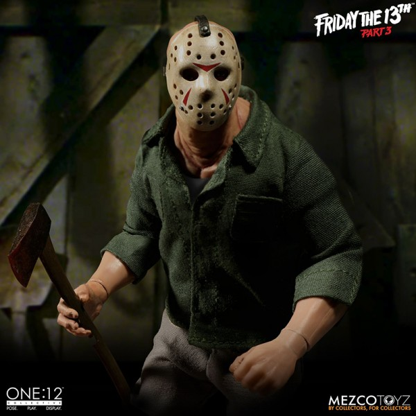 One 12 Collective Friday the 13th Part 3 - Jason V