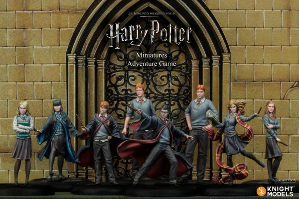 Harry Potter Mini Adventure Dumbledores Army Pack