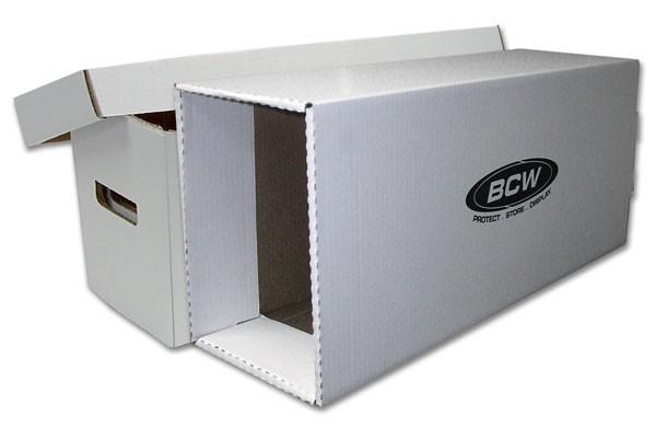 BCW Long Comic Book House inkl. Long-Box