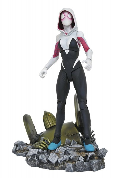 Marvel Select - Spider-Gwen Action Figure