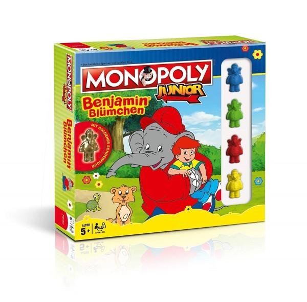 Monopoly - Junior Benjamin Blümchen Collector's Ed