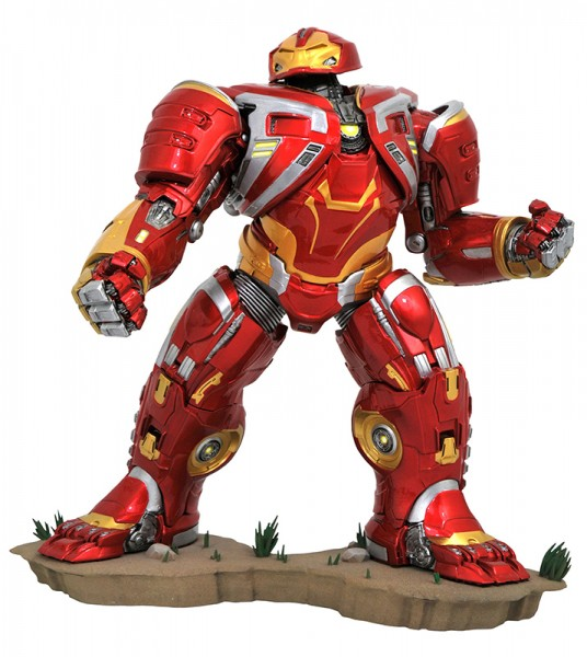 Marvel Gallery - Avengers 3 Hulkbuster DLX Statue
