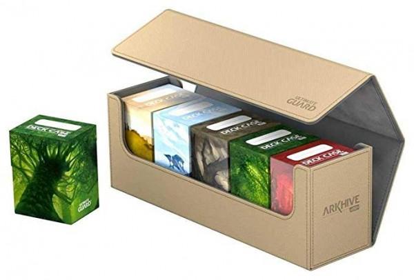 UG Arkhive Flip Case 400+ XenoSkin Sand