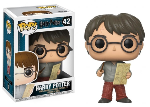 POP - Harry Potter - Harry with Marauders Map