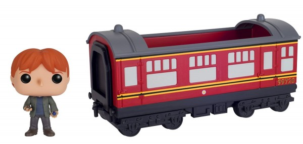 POP RIDES - Hogwarts Express Carriage - Ron