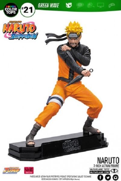 Naruto Shippuden - Naruto 17 cm Color Tops