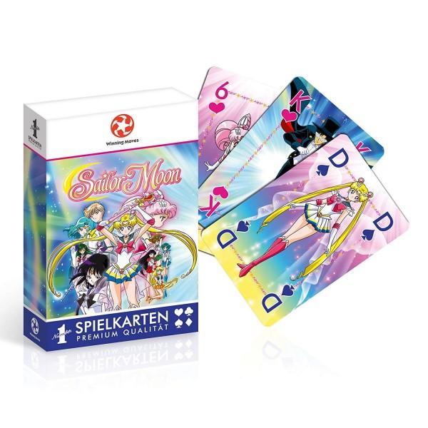 Sailor Moon Number 1 Spielkarten