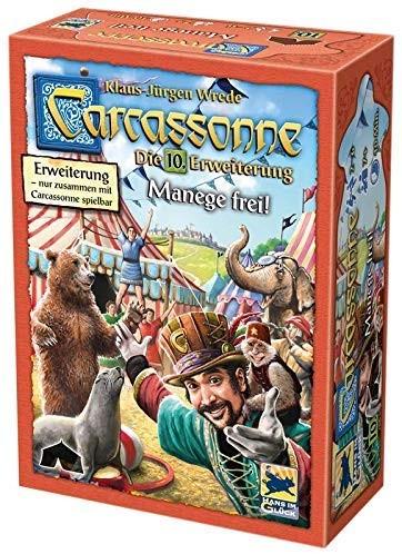 Carcassonne - Manege frei - 10. Erweiterung DE