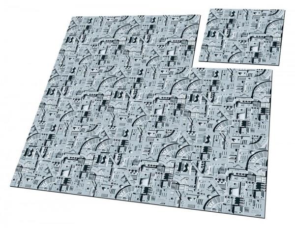 UG Battle-Tiles 1' Starship Edit. 30 x 30cm (9 ct)