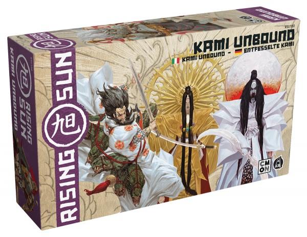 Rising Sun - Entfesselte Kami