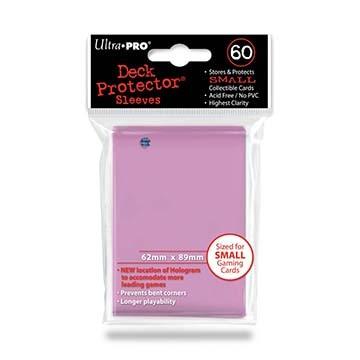 UP Deck Protectors Japan Pink (60 ct.)