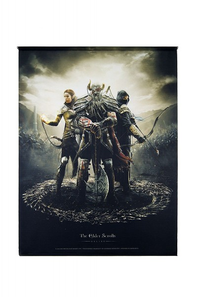 The Elder Scrolls Online Wallscroll - Legends