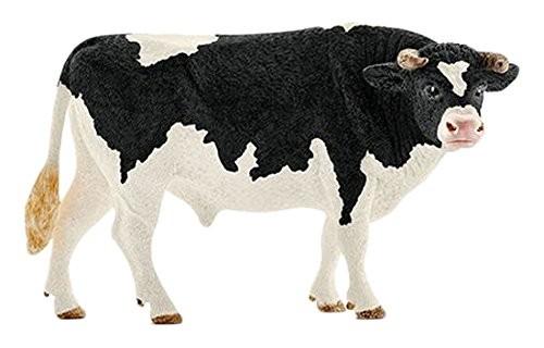 SCHLEICH - Farm World, Bulle Schwarzbunt