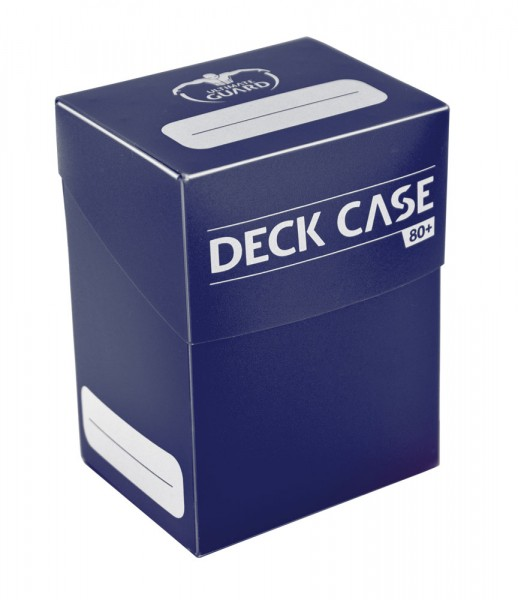 UG Deck Case 80+ Dark Blue