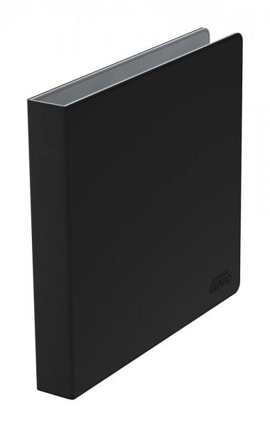 UG Supreme QuadRow3-Ring Binder XenoSkin SlimBlack