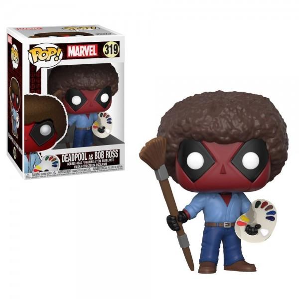 POP - Marvel Deadpool Parody - Bob Ross