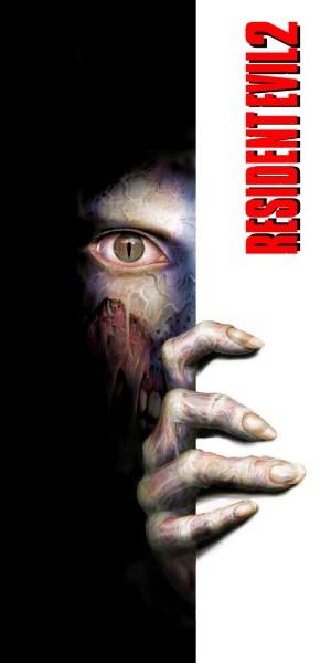 Resident Evil 2 - Nozoki Handtuch