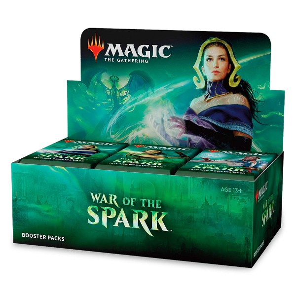 Magic War of the Spark (Booster) EN