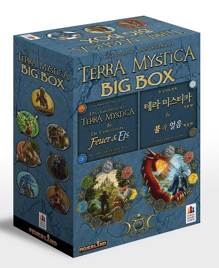 Terra Mystica Big Box