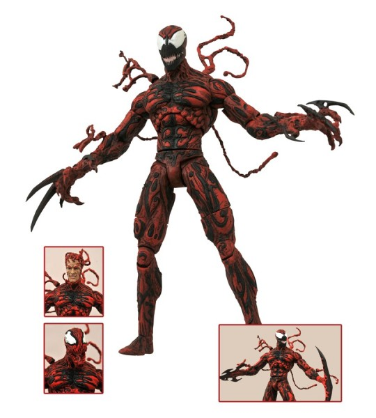 Marvel Select - Carnage Special Collector Fig.