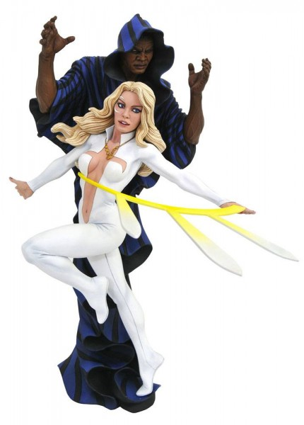 Marvel Gallery - Cloak & Dagger Comic Statue