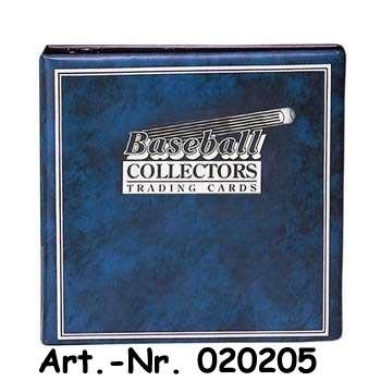 "UP Album Baseball blau 3"""