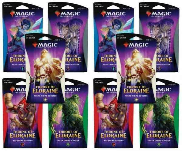 Magic Throne of Eldraine (Theme Booster) EN