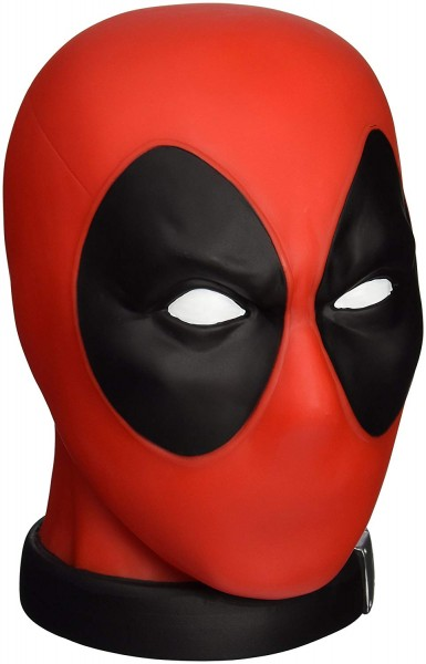 Marvel Deadpool Head Deluxe Bust Bank/Spardose