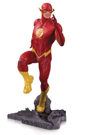 DC Core - The Flash 25 cm Statue