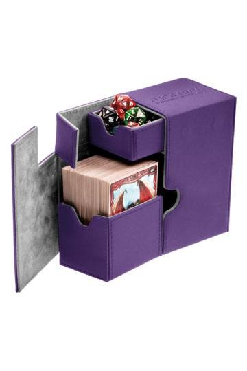 UG Flip`n`Tray Deck Case 80+ XenoSkin Violet