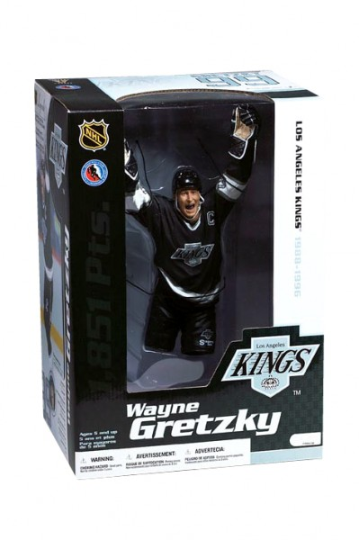 "NHL Wayne Gretzky 30 cm - 12"" (L.A. Kings)"