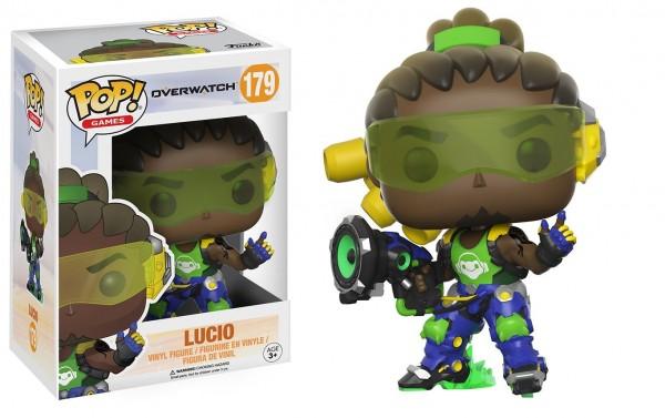 POP - Overwatch - Lucio