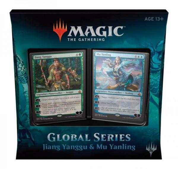 Magic Global Series Jiang Yanggu vs. Mu Yanling EN