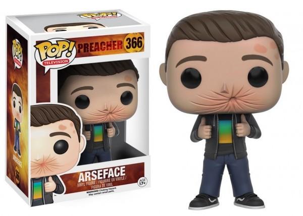 POP - Preacher - Arseface