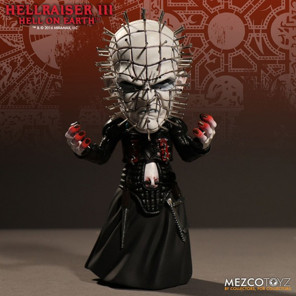 Hellraiser 3 Hell on Earth - Pinhead Stylized Roto