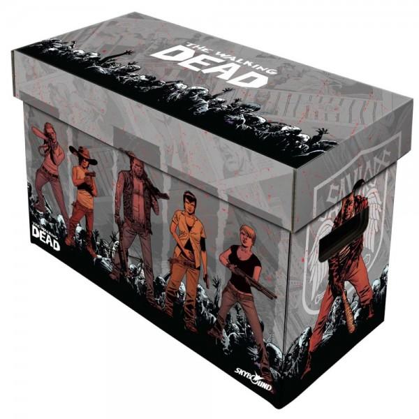 BCW Short Comic Box - Art - TWD - Factions