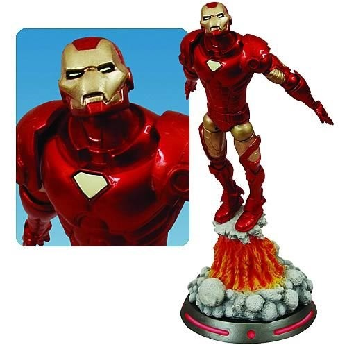 Marvel Select - Iron Man Special Collector Edition