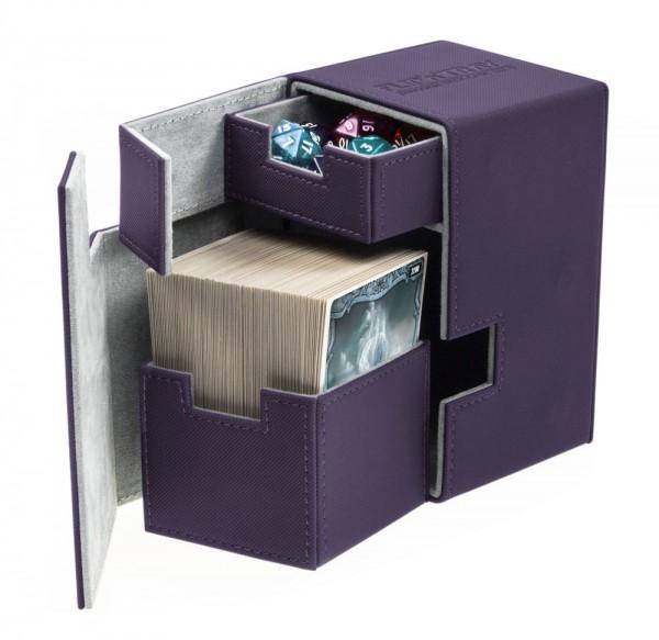 UG Flip`n`Tray Deck Case 100+ XenoSkin Purple