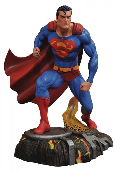 DC Gallery - Superman Comic Statue