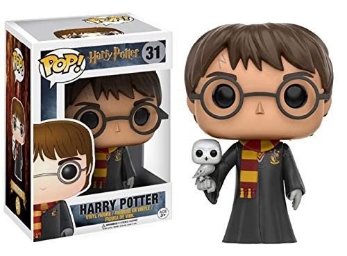 POP - Harry Potter - Harry Potter with Hedwig
