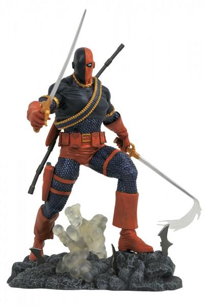 DC Comic Gallery - Deathstroke 25 cm Statue