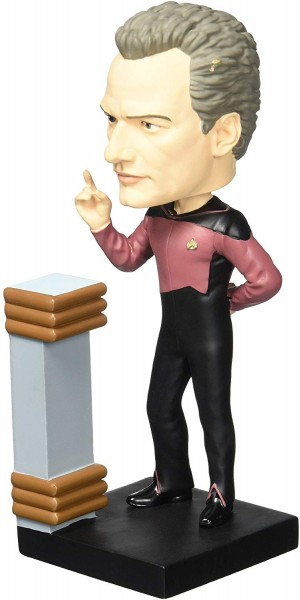 Star Trek Bobble Head - Q