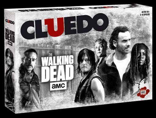 Cluedo - The Walking Dead (DE)