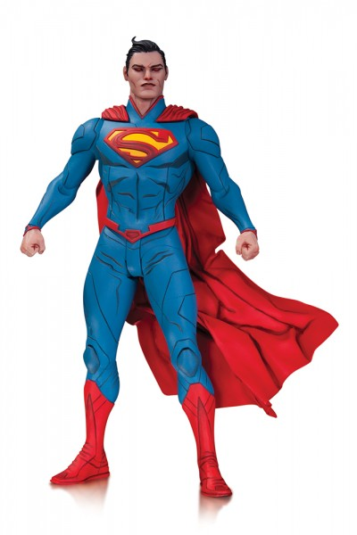 DC Comics Designer S. I Jae Lee - Superman