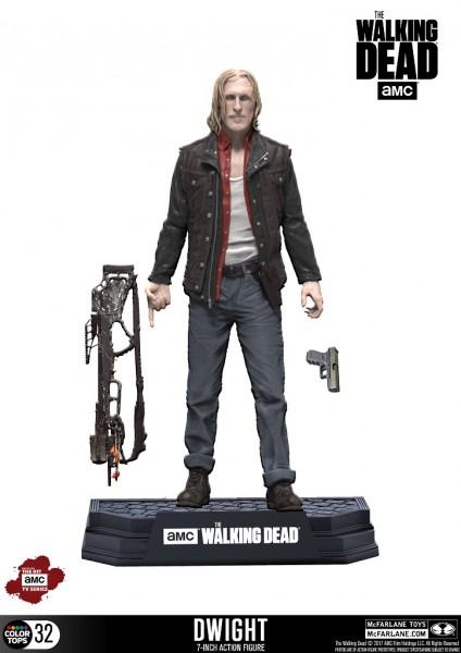 The Walking Dead TV - Dwight 17 cm Color Tops