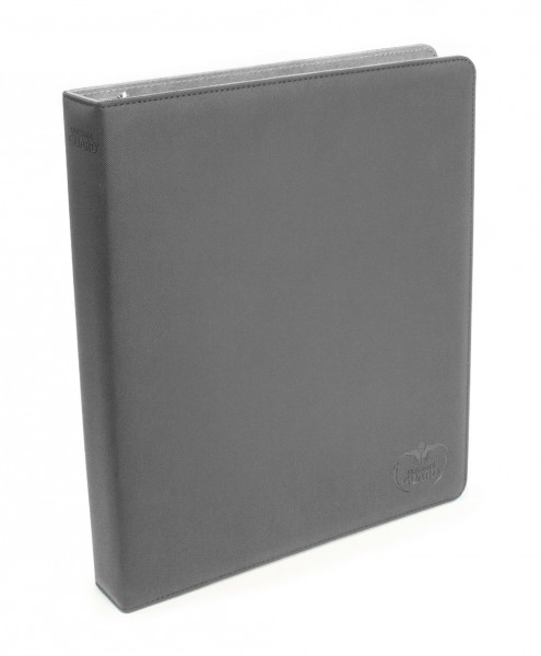 UG Supreme 3-Ring Binder XenoSkin Slim Grey