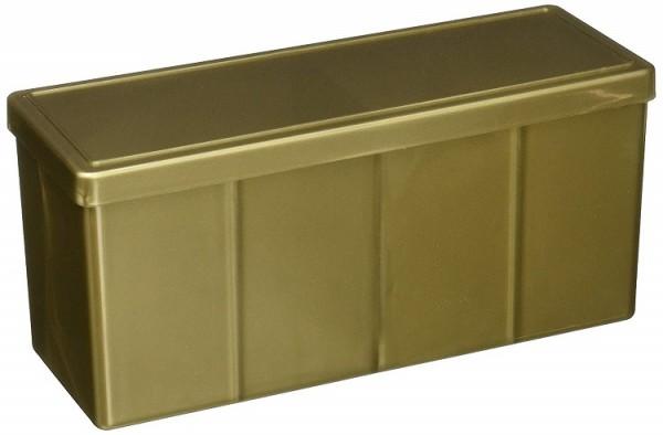 Dragon Shield Four-Compartment Storage Box Gold