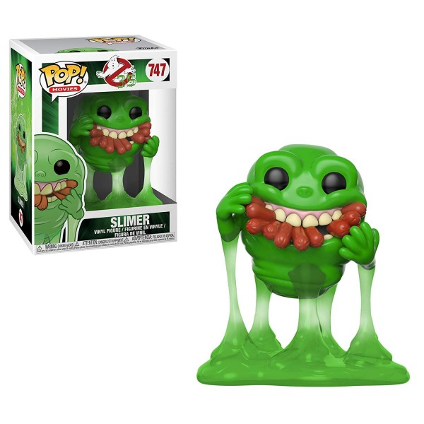 POP - Ghostbusters - Slimer with Hot Dogs