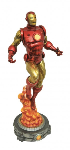 Marvel Gallery - Iron Man (Bob Layton) PVC Fig.